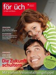 Ausgabe 3 / 2012 - Sparkasse KölnBonn