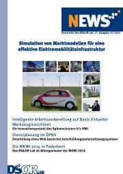 Newsletter Nr. 17 Juli 2013 - WiWi - Universität Paderborn