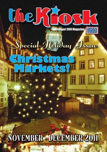 Stuttgart USO Magazine