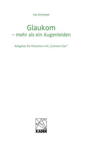 Leseprobe - Kaden Verlag