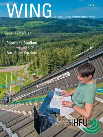 Ausgabe 33 - Hochschule Furtwangen