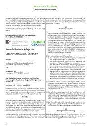Kassenindividuelle Anlage zum Gesamtvertrag gem. § 83 SGB V ...