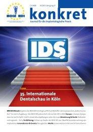 BDIZ_konkret_1_13.pdf - Bundesverband der implantologisch ...