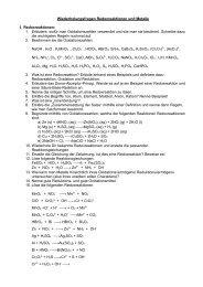 30 Fragen zur Testvorbereitung - Hoffmeister.it