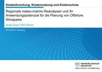 Download (PDF) - HZG