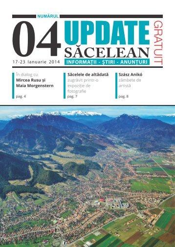 Update Sacelean Numarul 04