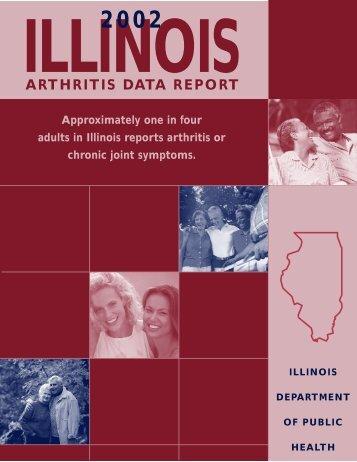 Arthritis Data Booklet 9/02 - Illinois Department of Public Health