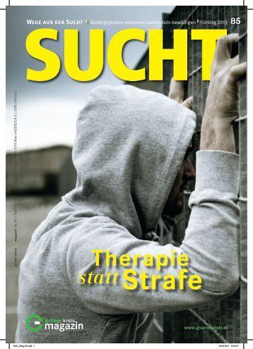Magazin Nr. 85 - Grüner Kreis