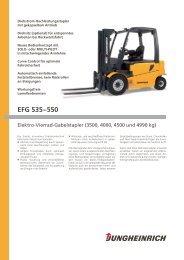EFG 535–550 - Jungheinrich AG