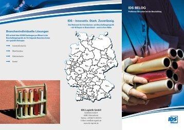 IDS BELOG - IDS Logistik GmbH