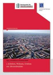 Weitere Informationen - Liegenschaftsfonds Berlin