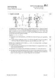 Maschinendynamik - IDS