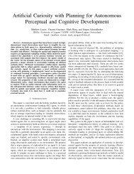 Artificial Curiosity with Planning for Autonomous Perceptual ... - Idsia