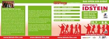 PDF Download - Idstein aktiv