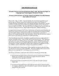 Press Release for Spyware Risk Modeling