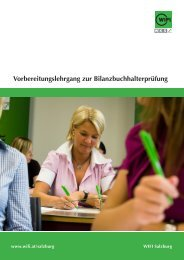 Vorbereitungslehrgang zur Bilanzbuchhalterprüfung - Wuapaa