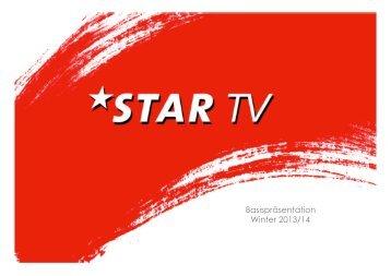 Star TV Basispräsentation 2014 _ Stand 10.11.13 Kopie.pptx
