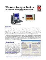 Jackpot Station PDF - IDX Inc