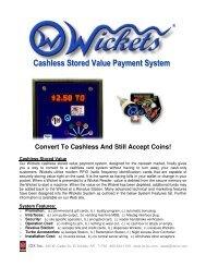 Wickets Brochure - PDF - IDX Inc