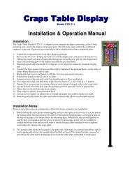 Manual - PDF - IDX Inc