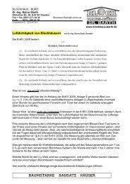 Diese Datei als pdf ansehen! - Blockhaus Barth