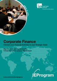 Brochure - Corporate Finance[pdf] - IE