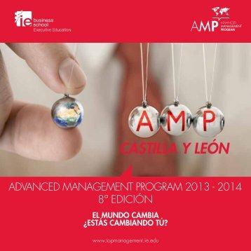 Folleto AMP Castilla y León[pdf] - IE