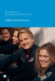 BBA Brochure (PDF, 0.17 MB) - IE