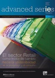 El sector Retail como motor de cambio hacia la sostenibilidad ... - IE