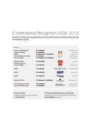 International Rankings[PDF] - IE