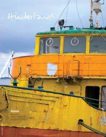 Reisen - Hinterland Magazin