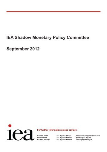 SMPC minutes - Sep 2012.pdf - Institute of Economic Affairs