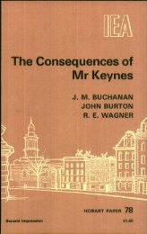 THE CONSEQUENCES OF MR KEYNES.pdf - Institute of Economic ...