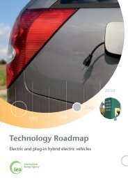 Technology Roadmaps - Electric and plug-in hybrid electric ... - IA-HEV