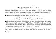 Zusatz für Studierende der Physik. Teil 4 (PDF)