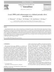Paper as PDF - Institut für Experimentelle und Angewandte Physik