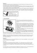 und Bedienungsanleitung für den Stromfuchs Version Maxi und Mini - Page 3