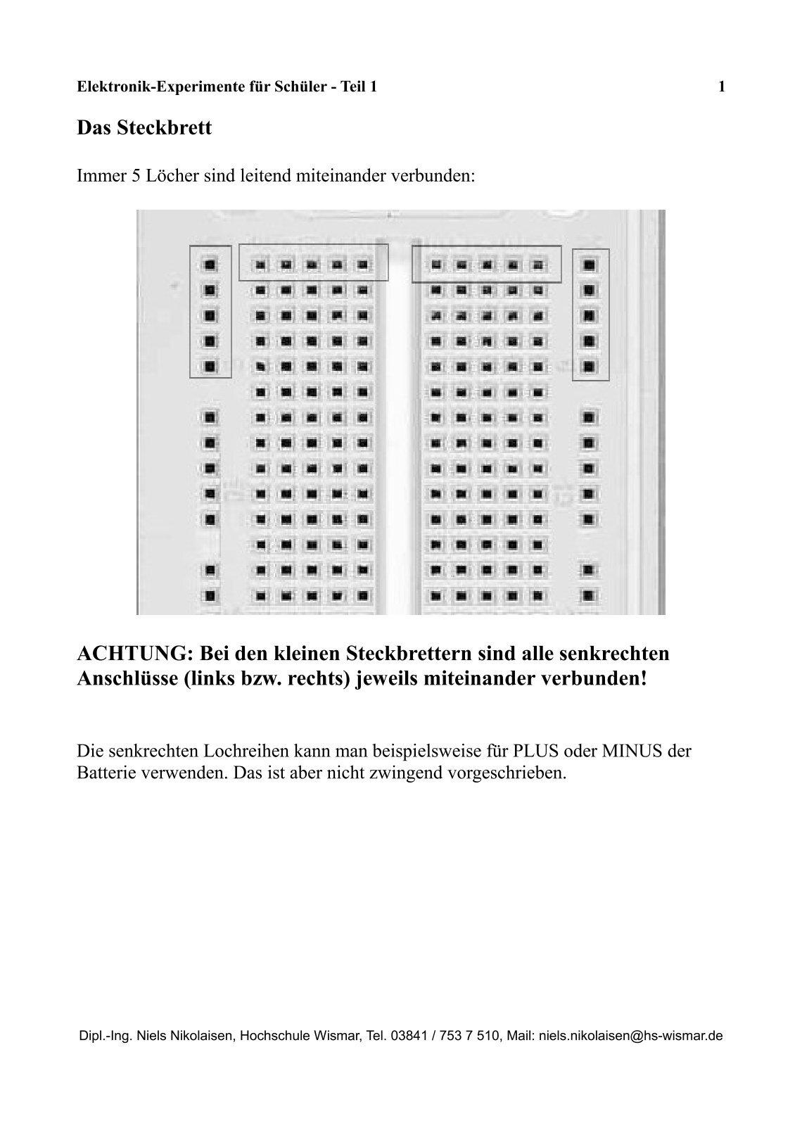 Niedlich Grundlegende Elektronikprojekte Pdf Zeitgenössisch ...