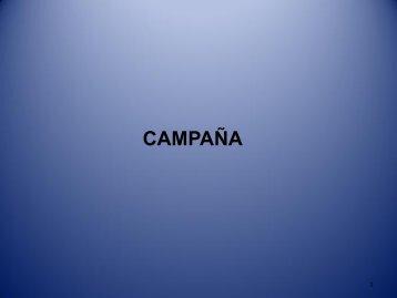 Campaña - Instituto Electoral del Distrito Federal