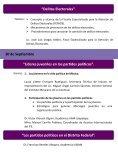 Resumen del Primer Taller dirigido a cuadros directivos de los ... - Page 3