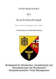 volle Zusage (Stand: Januar 2014) - Bundeswehr