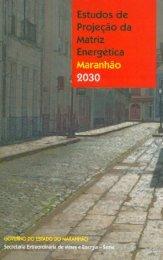 Estudos de projeção da matriz energética do Maranhão ... - IEE/USP