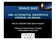 SHALE GAS - uma alternativa energética possível - IEE/USP