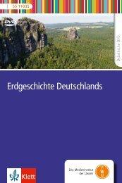 Erdgeschichte Deutschlands - FWU