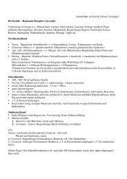 Text zu regionaler Entwicklung - Userpage