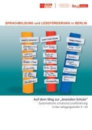 lesenden Schule - Bildungsserver Berlin - Brandenburg