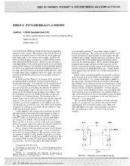 SESSION IX: STATIC AND NONVOLATILE MEMORIES - IEEE Xplore