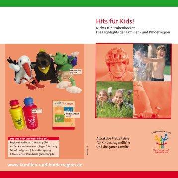 Hits für Kids! - Toubiz