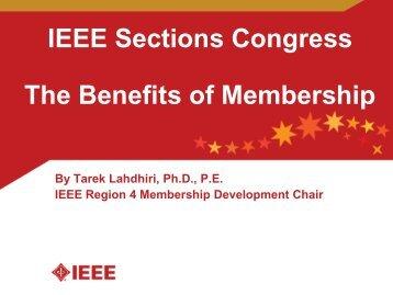 Lahdhiri Presentation - IEEE-USA