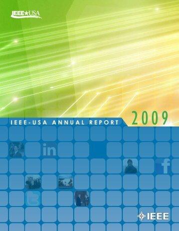 2009 - IEEE-USA